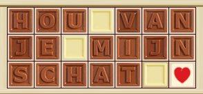 chocolade kado