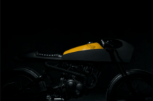 Caferacer motorfiets